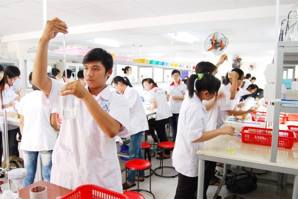 Trường Cao đẳng Dược Hà Nội tuyển sinh bổ sung Cao đẳng Dược