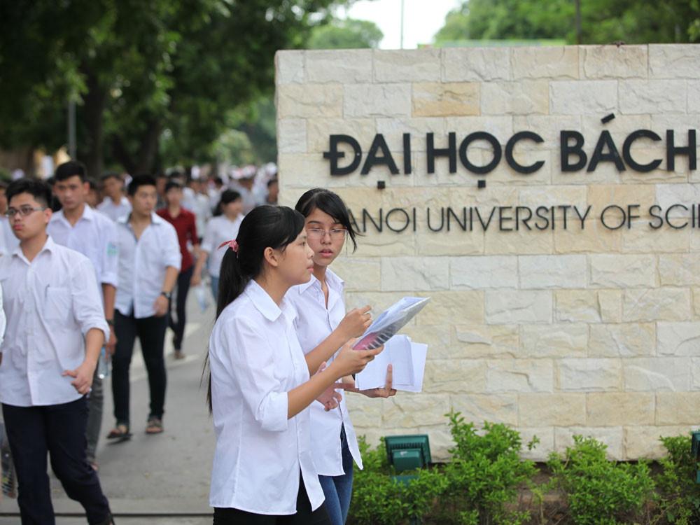Đại học Bách khoa Hà Nội có nhiều cơ sở với giảng đường,