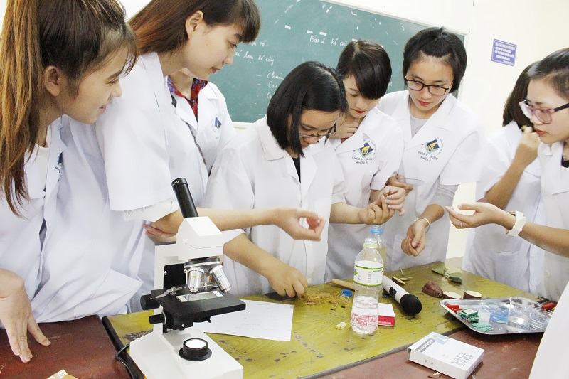 Trường Cao đẳng Dược Hà Nội đào tạo các ngành Y Dược