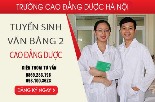Khoa Y Dược Hà Nội tuyển sinh