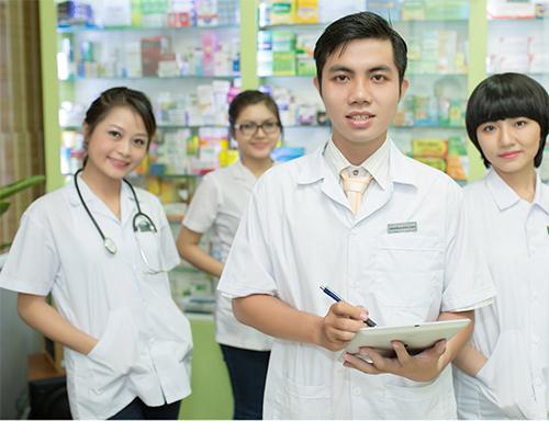 Tham gia làm việc tại các trường đào tạo Y Dược