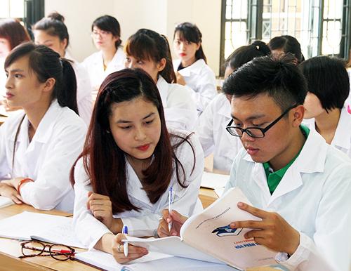 Hồ sơ Liên thông Cao đẳng Dược