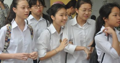Bà Rịa-Vũng Tàu: Hướng dẫn cách tra cứu điểm thi vào 10