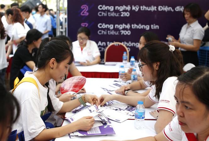 khong-duoc-dieu-chinh-nguyen-vong-neu-thi-sinh-da-nhap-hoc